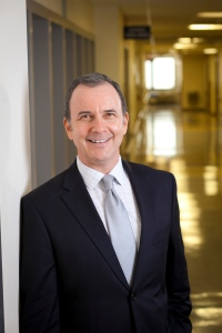 Rick Gannotta, president of Duke Raleigh Hospital