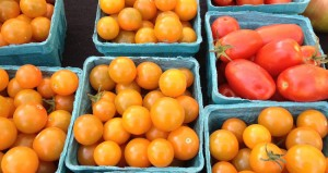 Midtown Farmers' Market Tomato Tribute