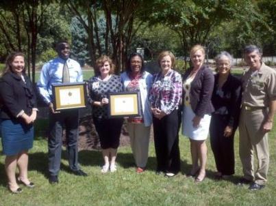 NCPP Congratulates Duke Raleigh with Excellence Award