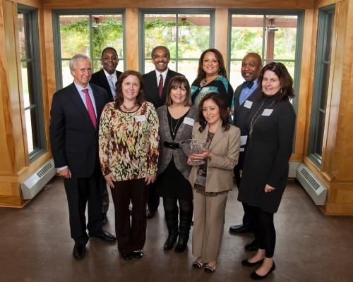 Duke Raleigh's Diversity Leadership Team Awarded at the Blue Ribbon Awards
