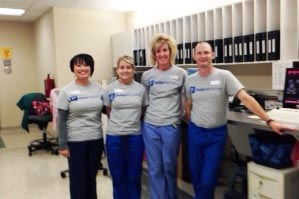Duke Cancer Center Cary Radiation Oncology team