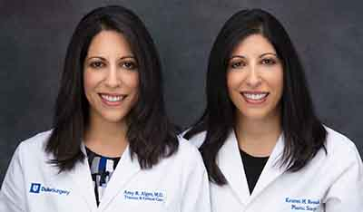 Two of a Kind: Twin Sisters Reunite at Duke as Surgeons